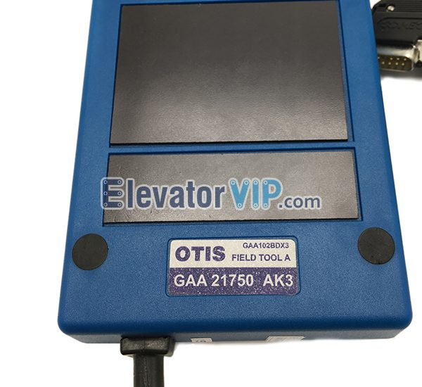 Original OTIS Elevator Service Tool, OTIS Lift Test Tool, OTIS Blue Test Tool, OTIS Elevator Debugger, GAA21750AK3