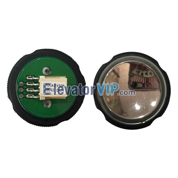 OTIS Elevator Push Button, Lift Mirror Surface Push Button, AAA23500AK42, AAA23500AK11, AAA23500AK12, AAA23500AK18, AAA23500AK27, Elevator Push Button Factory Price, Lift Push Button Manufacturer, Cheap Elevator Push Button for Hall, Mirror Surface Push Button Used for Left Car