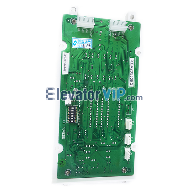 OTIS Elevator Display Board, Single 8 Display Board, XBA23550B3, XAA23550B3, Double 8 Display PCB Board, XBA23550B4, XAA23550B4, Elevator Display Board Factory Price, Cheap OTIS Lift Display Board