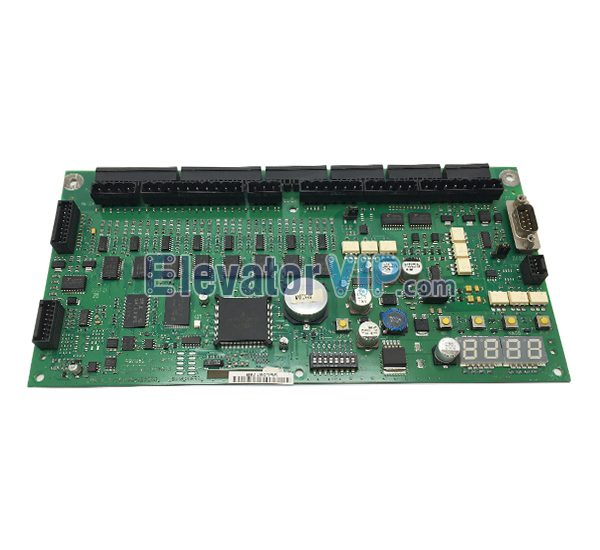 Schindler 9300 Escalator PCB Board, Schindler Escalator Inverter Interface Board, ID.NR.SY 398765, PEM4.Q, C98451-D6140-P1-4-86, Schindler Escalator Drive Motherboard, Schindler 9300 Escalator Board in USA