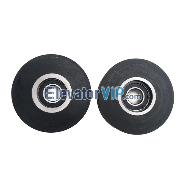 ThyssenKrupp Lift Car Roller Wheel, Thyssen Elevator Car Roller, Elevator Car Roller 6205RZ Bearing, ACLA-WERKE Lift Roller Wheel, Replace ACLA-WERKE 6205ZZ Rolelr Spare Part, Elevator Polyurethane Roller, Elevator Car Roller Wheel Manufacturer, Elevator Roller Factory Price, Lift Roller 125*30*6205, Lift Roller Dimension 125*25*6205