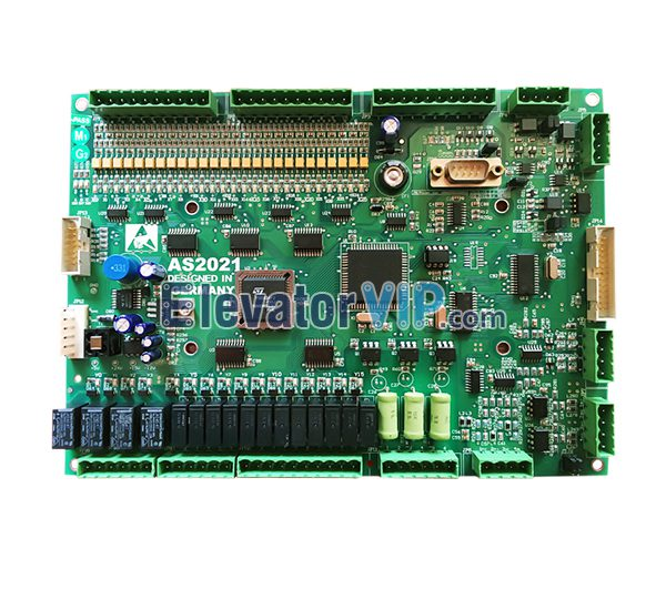 STEP Elevator Motherboard, STEP AS2021 Board, stepelectric Elevator PCB Board, STEP Elevator Board DESIGNED IN GERMANY