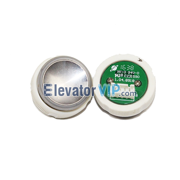 Diao Elevator Push Button, E231590 Push Button, 1.04.8918, Elevator Concave Surface Push Button, Elevator Concave Surface Button Manufacturer, Suzhou Diao Elevator Push Button with Factory Price