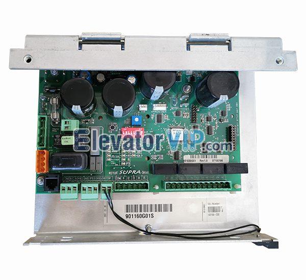 KONE Elevator Door Motor Board, Selcom Left Door PCB Board, KM901030G01, 901160G01S, WITTUR SUPRA-DRIVE Board, KONE Elevator PCB Board, Elevator Door Drive PCB Board