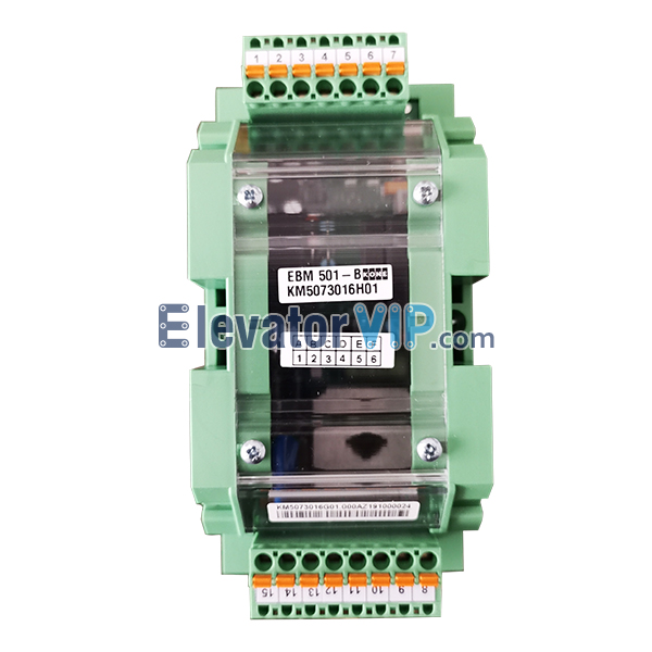 KOES1043, KONE Escalator Brake Module, KM5073016H01, EBM501-B Brake, KONE 207V-B Brake Module, KONE Moving Walk Brake Module Board, KONE Escalator EBM 501-B PCB, KONE Escalator Board, Escalator Brake Module Manufacturer, Escalator Brake Module Factory Price, Wholesale KONE Escalator Brake Board