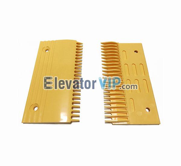 Fushili Escalator Comb Plate, Meilun Escalator Comb Plate, Escalator Plastic Comb Plate, Meilun Autowalk Comb Plate for Sale, Escalator Comb Plate SC-1 SC-2A SC-3, Escalator Comb Plate 22 Teeth, L47312023A, L47312022A, L47312024A, Escalator Left Comb Plate, Escalator Middle Comb Plate, Escalator Right Comb Plate, XIZI Otis Escalator Comb Plate, CANNY Escalator Comb Plate, LILONG Escalator Comb Plate, Sydney Escalator Comb Plate