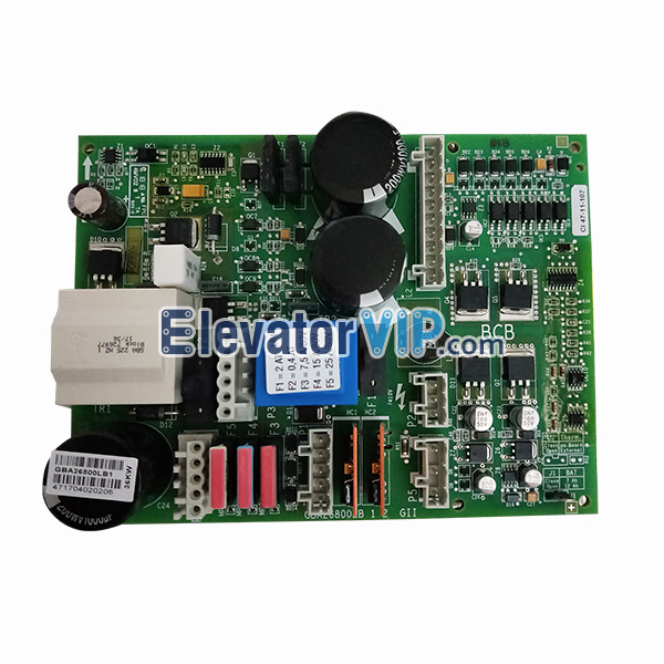 OTIS Elevator BCB Board, Elevator Brake Control Board, OTIS GEN2 ARO Board, GBA26800LB1, GBA26800LB2, OTIS Elevator PCB GAA26800LB, OTIS Lift Brake Control PCB Board, Lift Brake Control Board with Factory Price, Cheap Elevator Brake Control Board, Elevator Brake Control Board Maufacturer