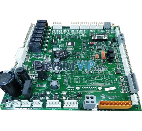 Thyssenkrupp Elevator UCM-CMC4 Board, Thyssen Lift PCB Board, Thyssenkrupp Control Board UCM CMC4, Thyssen Elevator Spare Parts Board UCM-CMC4, UCM-CMC4, Cheap Thyssen UCM-CMC4 for Sale, UCM-CMC4 Motherboard Supplier