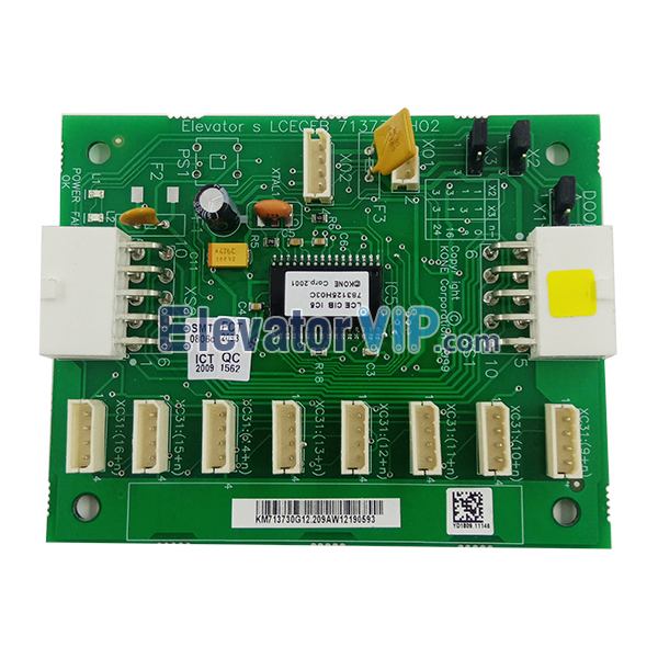 KONE Elevator LCEECB Board, KONE Lift Extension Board, Giant KONE Elevator PCB for lift Car, KONE Elevator PCB Motherboard with Factory Price, Cheap KONE LCEECB Board for Sale, Elevator LCEECB Board in Turkey, Lift LCEECB Board Supplier, KM713730G01, KM713730G11, KM713730G12, KM713730G51, KM713730G71, 713733H02
