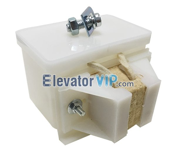 Schindler Elevator Lubricator, Schindler Lift Rail Oiler, Schindler Lubricator Pad, Schindler Square Felt Block for Oil Cup, Elevator Guide Rail Oiler, OTIS Elevator Guide Rail Lubricator, KONE Lift Guide Rail Oiler, Mitsubishi Rail Lubricator, Elevator Rail Lubricator Manufacturer, Cheap Lift Rail Oiler for Sale, Schindler Elevator Rail Oiler Supplier, Schindler Elevator Oil Can, Schindler Rail Oil Collector, Spuare Lift Lubricating Oil Can