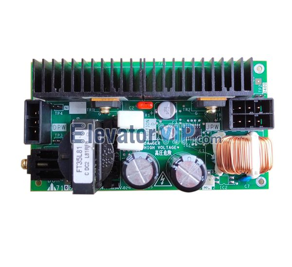 Mitsubishi MRL Elevator Power Supply, Mitsubishi Machine-Room-Less Lift Extension Printing Circuit Board, Elevator Power Supply PCB Board, DOR-710B, YX401B2471, YX401B247A-01, Mitsubishi Elevator Car Top Power Supply Board, Mitsubishi Lift Power Supply Exporter, Cheap Elevator Power Supply for Sale, Mitsubishi MRL Elevator Power Supply Factory