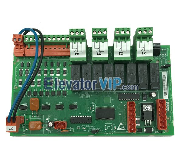 KONE Elevator LCE OPT Board, KONE LCEOPT Motherboard, High Quality KONE Lift LCEOPT Assembly, KM713150G01, KM713150G11, KM713150G13, KM713150G21, KM713150G31, 713154H05, 713153H03, 713153H04, 713153H05, 713153H06, 100% Original New KONE Elevator LCE OPT Board, KONE LCE OPT Board in India, Elevator LCEOPT Board