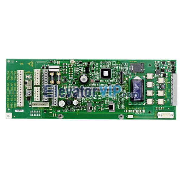 Schindler Elevator Inverter Interface Board, Schindler Lift Motherboard, ID.NR:594154, ID.NR:594175, ID.NR:594226, Schindler Elevator Decoder Mainboard, Schindler 3300AP PCB Board, SMIC61.Q, SMIC62.Q, SMIC63.Q, Schindler Inverter Interface Board in India