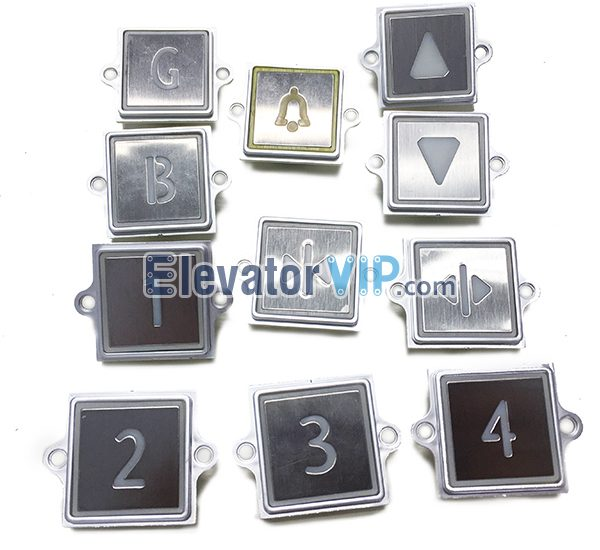 KONE Elevator Square Push Button, KONE Elevator Push Button, Elevator COP Push Button, Elevator LOP Push Button, 853343H04, 853343H03, KONE Push Button Hairline, KONE Elevator Push Button Stainless Steel, KONE Push Button Red Light, KONE Lift Push Button White Light, KONE Elevator Push Button Blue Illuminating, KONE Elevator Square Push Button Braille, 51071091H03, KDS300 Push Button, KDS50 Push Button, KONE Elevator Push Button 33*33mm, KONE Elevator Push Button Supplier, Cheap KONE Push Button with Factory Price