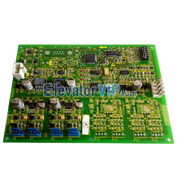 OTIS machine-room-less lift LWB Board, LWB Motherboard, GEN2 Load Weighing Board, Otis LWB Mainboard, GAA24270AB2, Otis Elevator Load Weighing PCB Board, Original LWB Board, Cheap Otis Load Weighing Board with Factory Price, OTIS Lift LWB Board Supplier