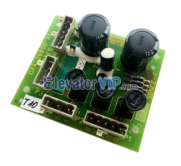 OTIS Escalator Transformer Motherboard, Otis Moving Walkway Power Supply Board, Escalator Transformer Power Supply PCB Board, GAA26800A1, GAA225JZ1, SBNCE-1, OTIS Transformer Power Supply Board