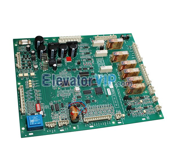 OTIS 506 Escalator PCB Board, OTIS Escalator ECB Control Board, OTIS Escalator GECB Motherboard, GAA26800AR1, GBA26800AR2, OTIS Escalator ECB Mainboard, Otis ECB Board with Factory Price