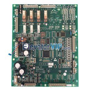Escalator Spare Parts OTIS Escalator PCB Motherboard ECB_II GCA26800AY1 / GCA26800AY2, Escalator Controller Board ECBII GDA610ZM1
