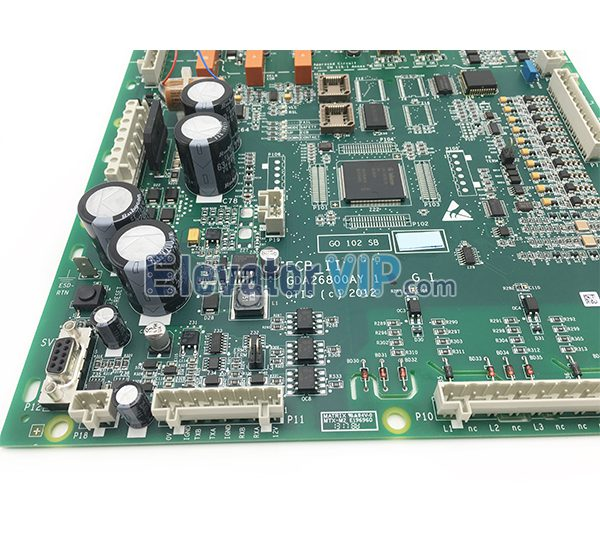 Otis Escalator PCB Board, OTIS Escalator ECB_II Motherboard, GDA26800AY1, GDA26800AY2, GCA26800AY2, OTIS ECB_II Board, ECB-II PCB Board, Otis Escalator ECB II Board, Otis ECB_II Board with Factory Price, Otis Escalator ECB_II Board in USA