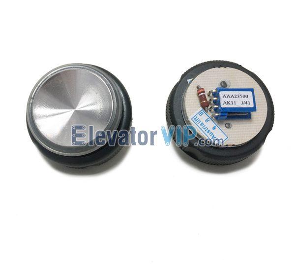 OTIS Elevator Push Button, OTIS Mirror Surface Push Button, OTIS Concave Surface Push Button, OTIS Lift Hairline Push Button, OTIS Elevator Stainless Steel Push Button, OTIS Elevator Push Button Red Light, AAA23500AK11