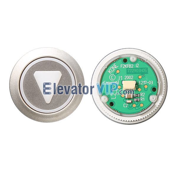 KM772810G01, KONE Elevator Push Button, KONE Push Button with Dual Light, F2KFB1, F2KFB2, 772903H05, 772893H05, KONE Round Push Button, KONE Push Button Cable, KONE Lift Push Button with Factory Price, KONE Push Button Supplier