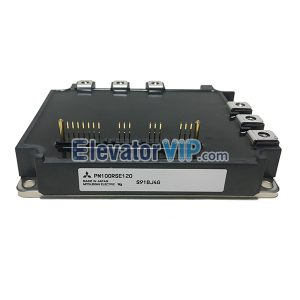 Elevator Spare Parts MITSUBISHI Intelligent Power Modules IGBT PM100RSE120 for Elevator, Lift IPM Module Used for Inverter / Servo Drives / Motor Controls