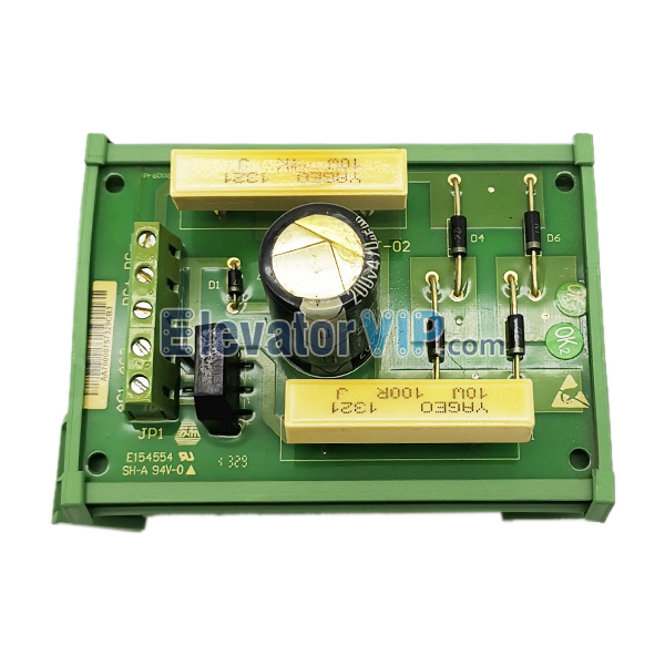 STEP Elevator Circuit Delayed Board, Lift Circuit Delayed Board, STEP Delayed PCB Motherboard, E154554, SH-A 94V-0, STEP Elevator PCB Board Supplier, STEP Delayed PCB Board with Factory Price