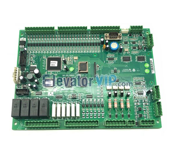 STEP Elevator Motherboard, STEP Lift PCB Board, SM.01.F5021, SM-01-F5021, SM01F5021, F5021 PCB Board, OTIS F5021 Board, F5021 Fuji Elevator Board, ThyssenKrupp Lift Board F5021, STEP Mainboard Controller, STEP Elevator Board Supplier, Cheap STEP Controller Board with Factory Price