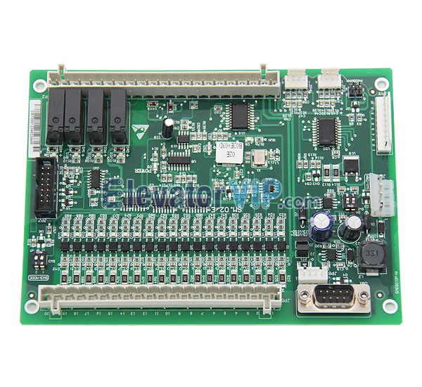 STEP Elevator Car Control Board, STEP Expansion Board, Elevator Car Communication Motherboard, Lift Cabin Communication Board, STEP Car Command PCB Board, SM-02-D, SM-02-E, SM.02/E, STEP Elevator PCB Board Supplier