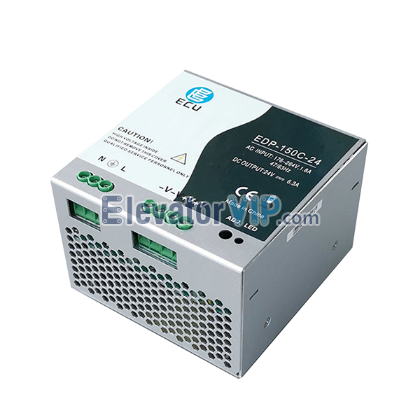 KONE Elevator Switching Power Supply, Elevator Switching Power Supply Unit, EDP-150C-24, EDP-150B-24, KM50017700, KONE Network Power Supply Box, KONE Elevator Power Supply for Car Top Inspection Station, KONE Elevator Power Supply, Elevator Switching Power Supply Supplier, Cheap KONE Power Supply with Factory Price, KONE Elevator Power Supply in India