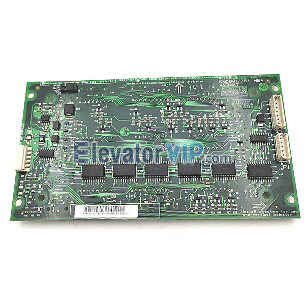 KONE Elevator Cabin Display Board, KONE Car Display PCB Motherboard, Lift Car Interior Fittings Display Panel, Elevator Cabin Display PCB Board, KONE Elevator Display Board, KM50017283G01, KM50017284H04, KM50017283G11, KM50017284H02, KONE Elevator Car Display Board Supplier