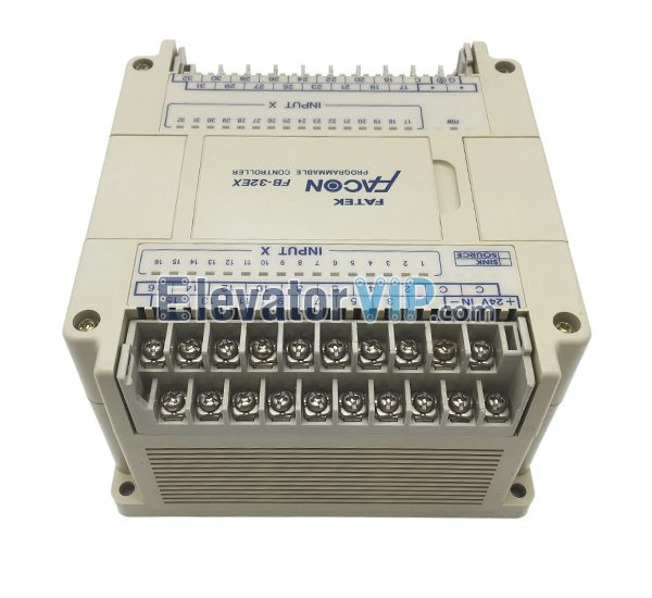 FATEK FACON Programmable Controller, FATEK PLC, FB-32EX, FB-32EX PLC, FATEK PLC Supplier, FATEK PLC Digital Expansion Module, FB-32EX Expansion Module for Sale, FATEK Industrial Programmable Logic Controller, FATEK FB-32EX Module with Factory Price, Cheap FATEK PLC, FB-32EX PLC Used for Elevator, FB-32EX PLC Used for Packing Machine in Bishkek Kyrgyzstan, FB-32EX Expansion Module Used for Packer