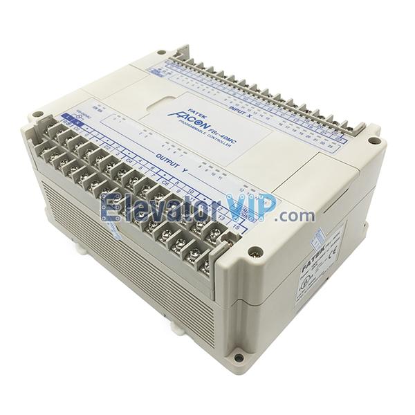 FATEK FACON Programmable Controller, Original FATEK PLC Supplier, FBE-40MC, FBE-40MA, FBE-40MU, FATEK Elevator PLC, Industrial Packer PLC, Industrial Logic Programmable Controller, FBE-40MC PLC Used for Packing Machine in Bishkek Kyrgyzstan, Cheap FBE-40MC PLC with Factory Price