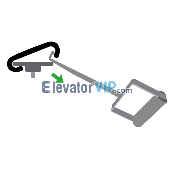 Escalator Handrail Belt Installation Tool, Escalator Handrail Pull Hook Tool, Moving Walks Handrail Belt Installation Tool