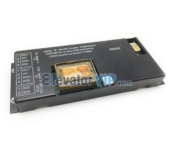 KONE Elevator LCE-KNX Board, KONE LCEKNX Board, LCEKNX PCB Board Supplier, KONE LCEKNX D1 Car Interface Module, 713130G01 713139H05, KM713130G01, KONE Lift LCEKNX Motherboard in USA, Cheap KONE LCEKNX Car Interface Module for Sale