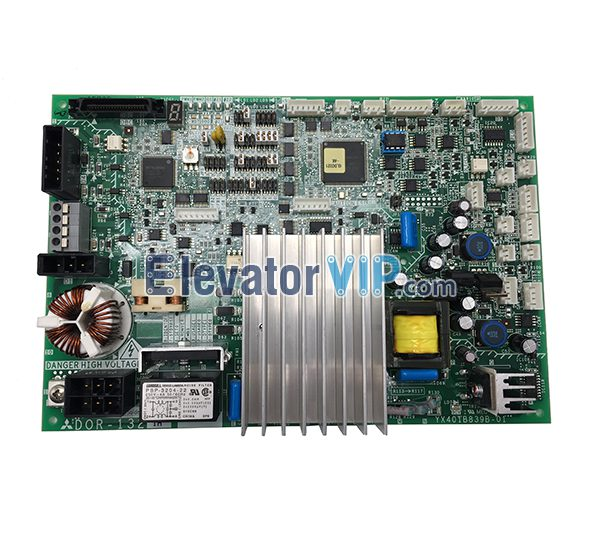 Mitsubishi ELENESSA Elevator Door Drive Board, Mitsubishi Lift Door Operator PCB, Mitsubishi Door Control Motherboard, DOR-1231A, DOR-1231B, DOR-1321A, DOR-1321B, DOR-1241A, DOR-1240A