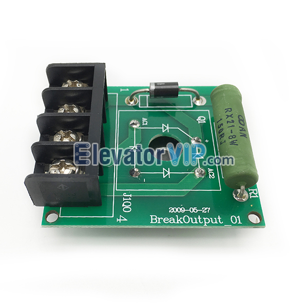 OTIS Elevator Auto Rescue Device PCB, OTIS Elevator ARD Board BreakOutput_01, BreakOutput_01, Elevator ARD Motherboard, Lift Emergency Automatic Evacuation Device Board, Elevator Auto Rescue Device Board Supplier, Cheap OTIS ARD Motherboard in Colombo Sri Lanka
