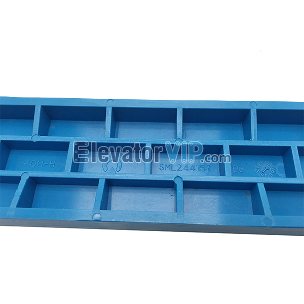 SCH Escalator Tangential Guide, SCH 9300 Tangential Guide, SCH Tangential Guide Blue, SCH Escalator Tangential Guide Left, SCH Escalator Tangential Guide Right, SML244157, SML244158, Escalator Tangential Guide Supplier