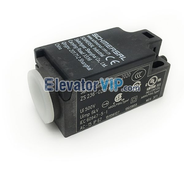 TS 236-11z-M20, ZS 236-11z-M20, ZS 236-20z-M20, ZS 236-02z-M20, ZS236-02z-M20, OTIS Elevator Limit Switch, SCHMERSAL Limit Switch Manufacturer, Cheap Elevator Limit Switch Online for Sale