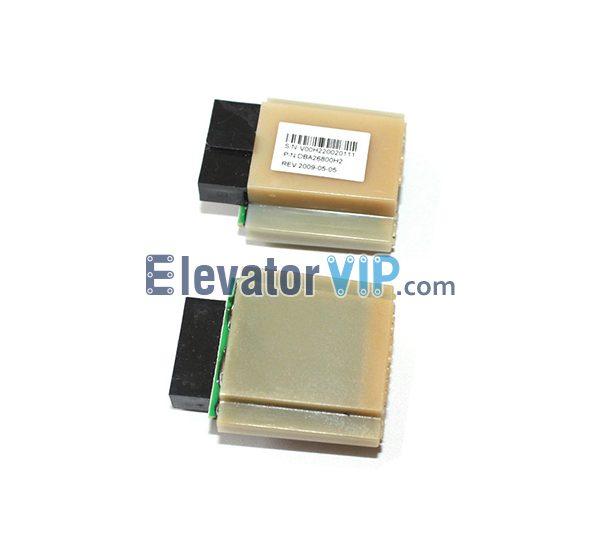OTIS Elevator OMU Storage Unit, OTIS Lift OMU Device for Software Copying, OTIS GECB PCB Upgrade Parameter Backup Tool, OTIS Lift Electronic Board, DBA26800H2, DBA26800H3, AAA254Q1, Xizi Otis OMU Memory Storage