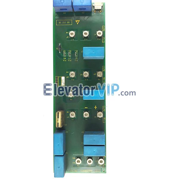 OTIS Elevator OVF20 Inverter PCB, OTIS Elevator OVF30 Board, OTIS Lift Drive Motherboard, PB-III Board, GAA26800T1