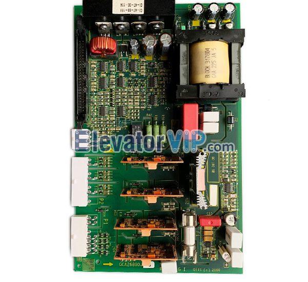 OTIS Elevator OVF20 Inverter Motherboard, OTIS Lift OVF20 Inverter Driving Power Supply PCB, PDB_I Board, OVF20 Drive PCB, OTIS PDB-I Board, GBA26800J1, GBA26800J5, GCA26800J1, GCA26800J5, GDA26800J1, GDA26800J5