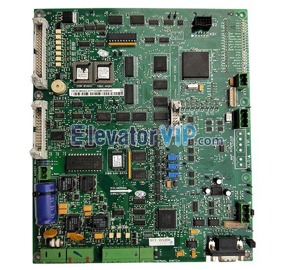 KONE Elevator V3F25 Drive PCB, KONE Lift V3F18 Drive Motion Control Motherboard, KONE Elevator Motion Control Board, KM781380G01 KM781380G02 781383H02A