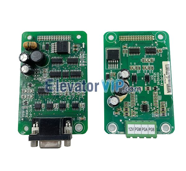 Monarch Elevator PG Card, Monarch Lift Controller PG Card, Monarch Elevator Synchronous PG Board, Monarch Lift Asynchronous PG Card for Gearless Machine, MCTC-PG-E, MCTC-PG-A2