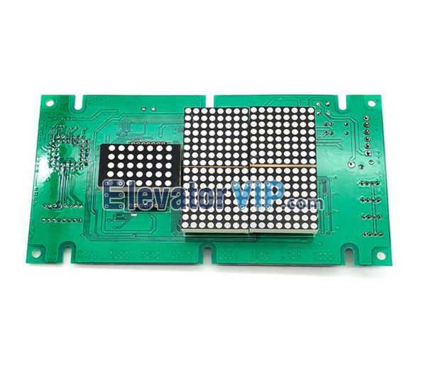 SIGMA Elevator Ground Floor Display, LG OTIS Elevator HOP Display Board, Fujitec Elevator Display Motherboard, FUJI Lift LOP Display Circuit BoardM, DOT-230M, DOT-230M PCB Supplier in Dubai UAE