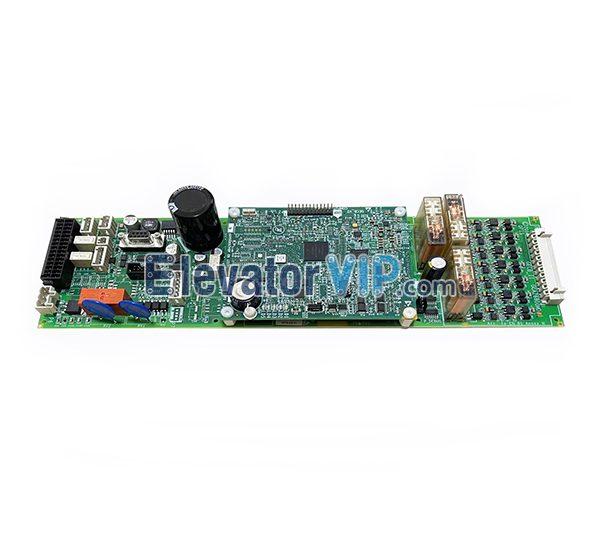 OTIS Elevator GECB_II Motherboard, Otis GEN2 Lift GECB II PCB, Otis Elevator GECB2 Board, GCA26800MD2, ABA26800AVP6