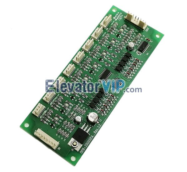 LG SIGMA Elevator COP Communication Board, SIGMA Elevator PCB, Hyundai Lift OPB-2000(SPA) Board, OPB-2000SPA, LG Elevator Communication PCB in Dubai UAE