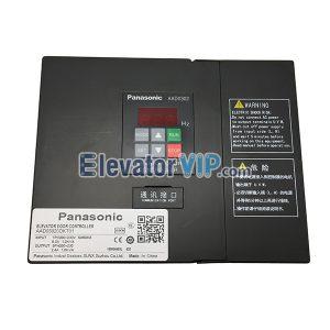 Elevator Spart Parts Panasonic Elevator Door Controller AAD03020DKT01 AAD0302 0.4KW, Lift Door Operator Inverter
