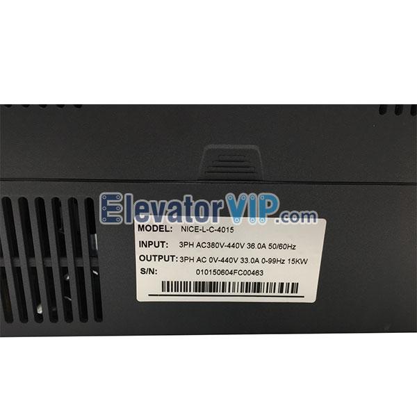 Monarch Elevator Inverter, Monarch NICE3000+ Elevator Controller, Monarch Elevator Integrated Drive, NICE-L-C-4015, NICE-L-C-4005, NICE-L-C-4007, NICE-L-C-4011, NICE-L-C-4018, NICE-L-C-4022, Monarch Integrated Inverter Supplier