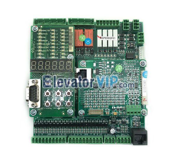 STEP AS380 Elevator Drive PCB, iAstar Inverter Control Cabinet Board, STEP Lift Inverter Control Cabinet Board, Step Inverter Control Motherboard, AS.T029, AS.T024, AS.T025, AS.T030, AS.T036